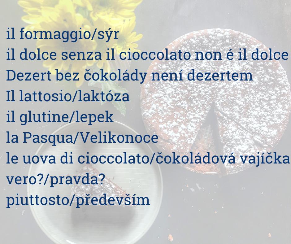 slovníček italských frází apojmů