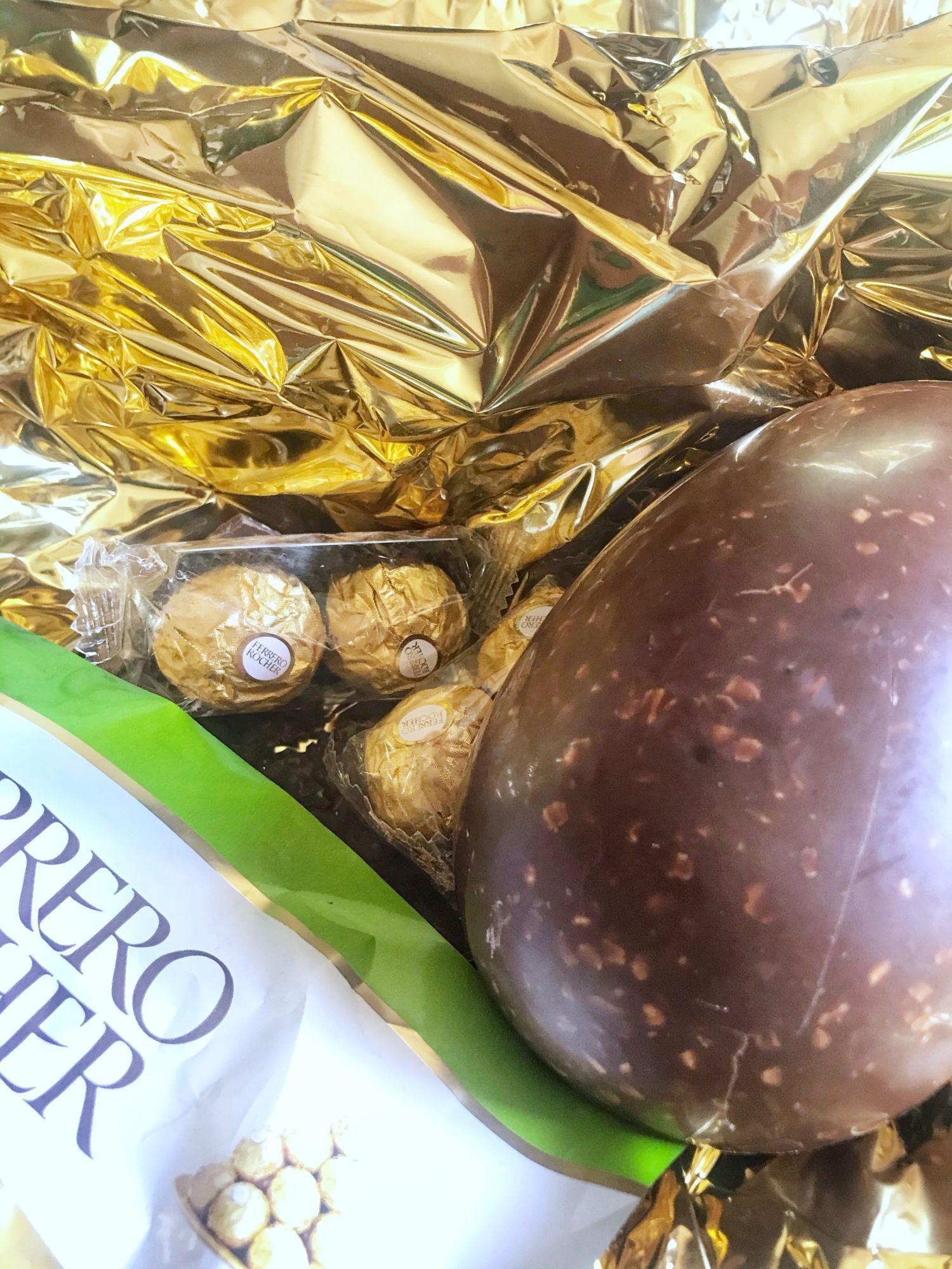 Italská velikonoční kraslice.