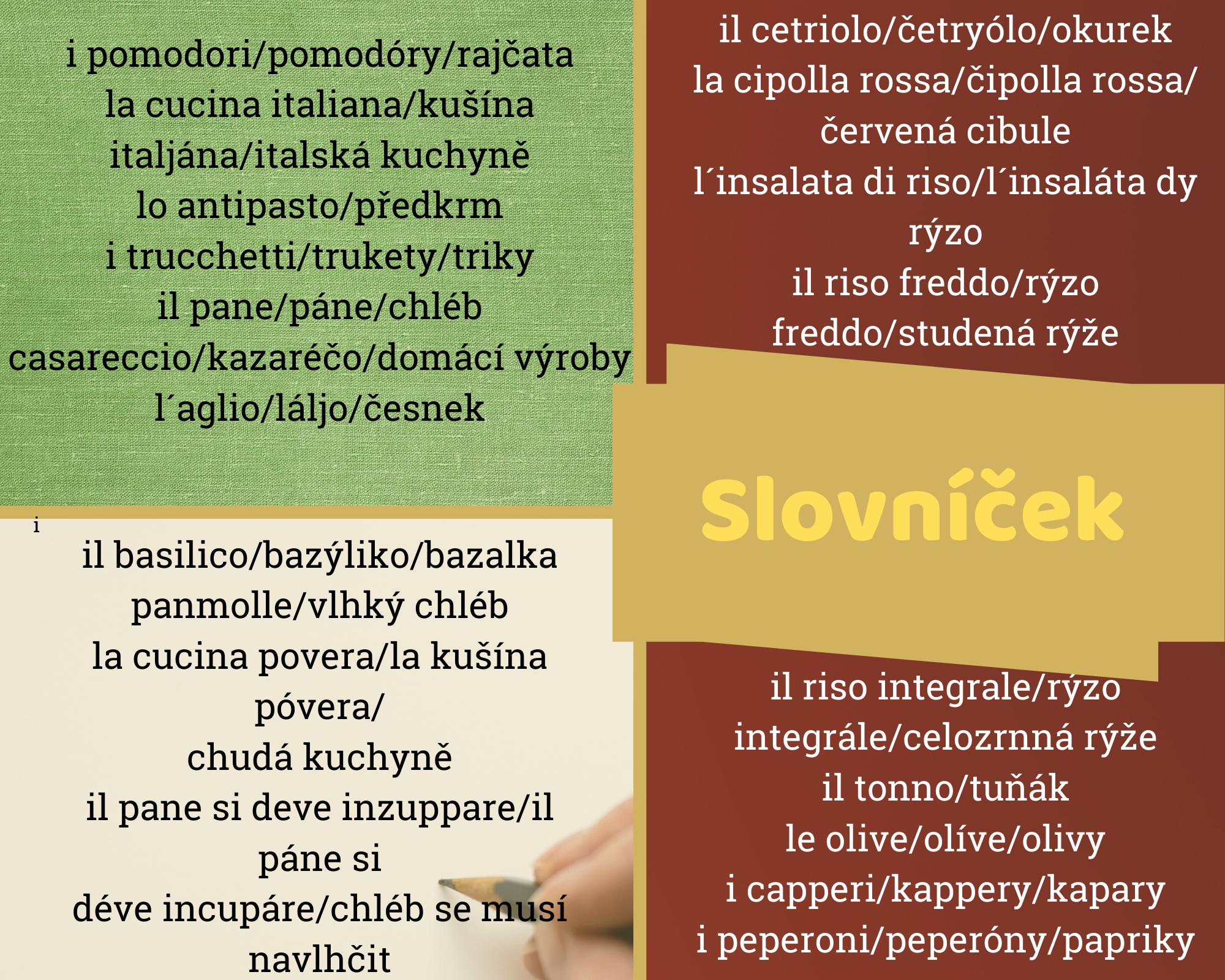Italský jazyk, slovíčka anové fráze. Italsky zábavně aefektivně.