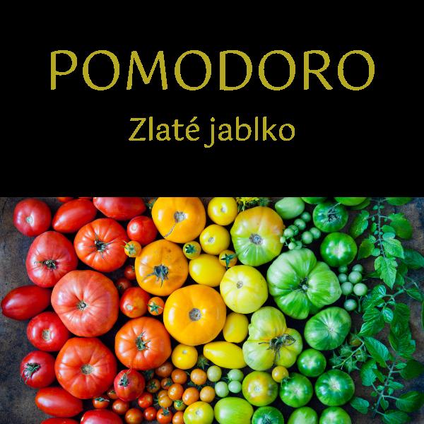 Italská rajčata jsou té nejvyšší kvality atvoří základ italské kuchyně.