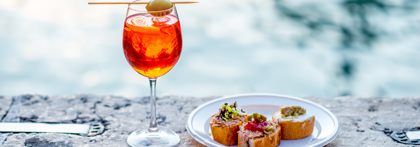 Tipy nata nejlepší osvěžující italská jídla arecepty