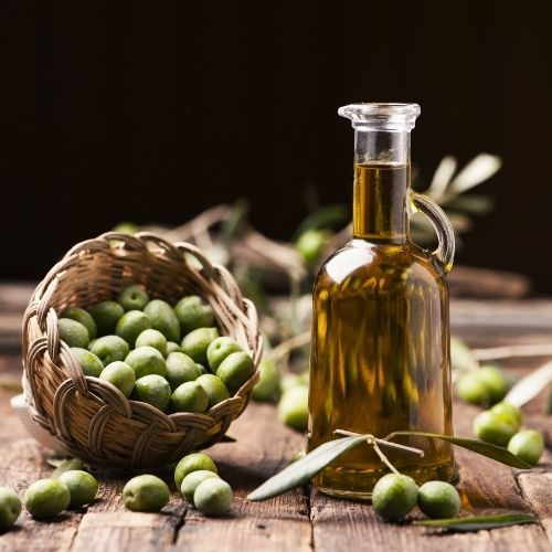 Nejkvalitnější olivové oleje pochází zitalského Toskánska.