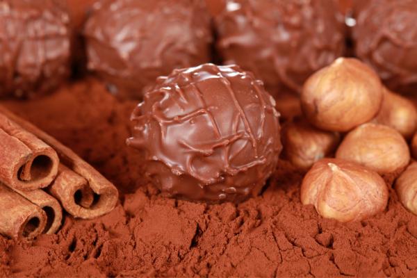 Italské čokoládové pokušení zpohodlí vašich domovů!