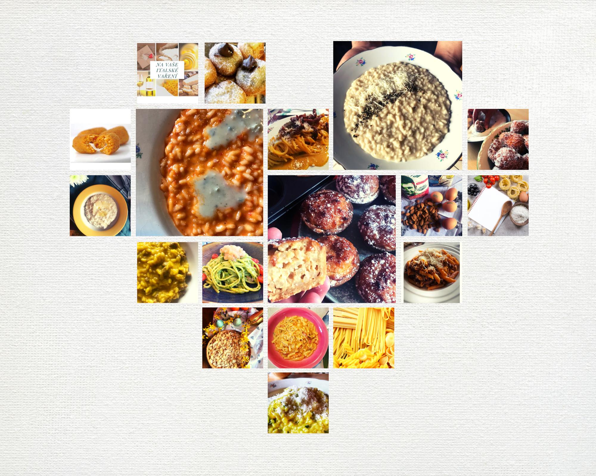 kurzy italské kuchyně
